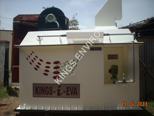 Low Cost Evaporator