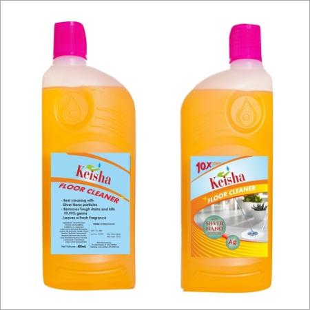 Liquid Floor Cleaner Certifications: Iso Certificate