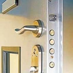Bank Security Doors