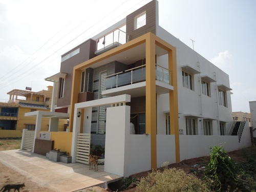 Exterior designing