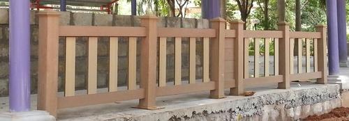 Wooden Plastics Stairs