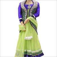 Indian Churidar Anarkali Suit