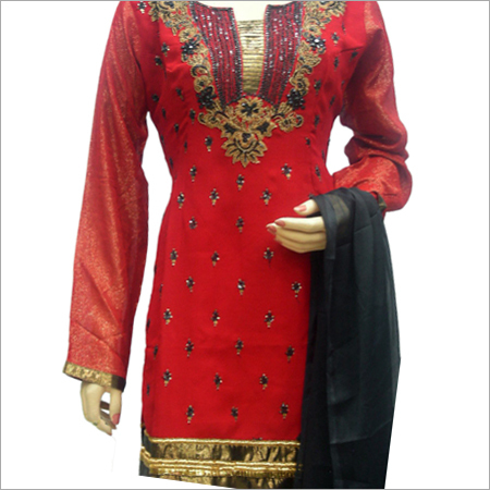 Printed Anarkali Suits
