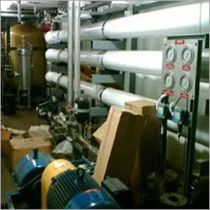Industry Reverse Osmosis Plant