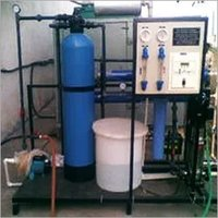 Portable Reverse Osmosis Plant