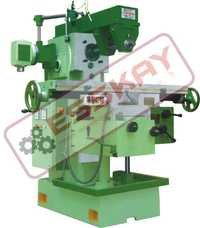 All Geared Milling Machine Eam