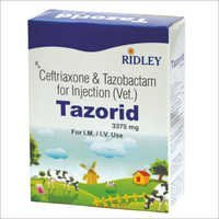 Tazorid Injection