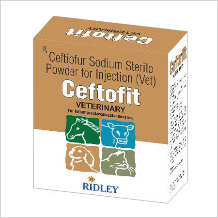 Ceftofit Injections