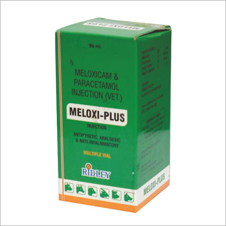 Meloxicam Paracetamol Injection