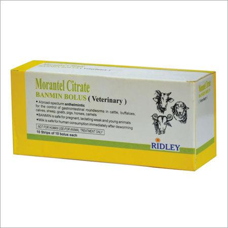 Morantel Citrate