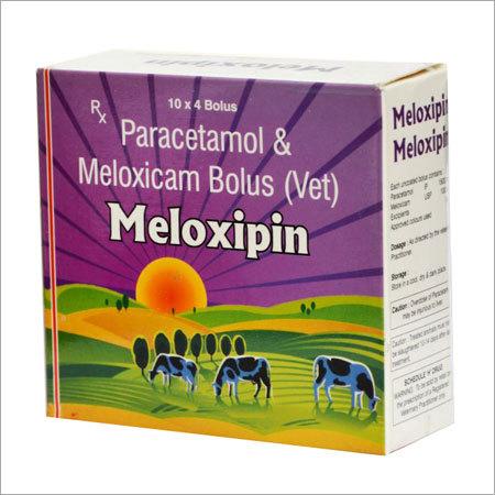 Paracetamol & Meloxicam Bolus