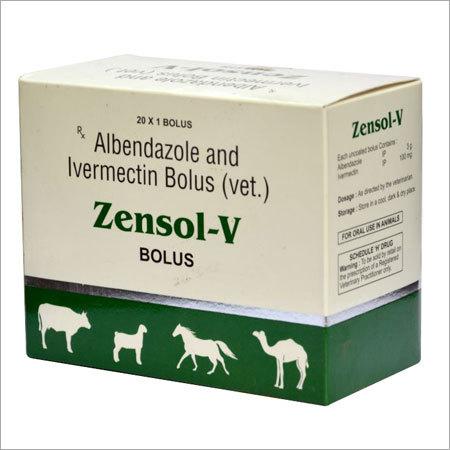 Albendazole Ivermectin Bolus