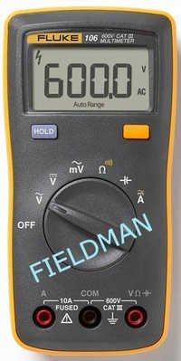 Digital Multimeter Fluke-106