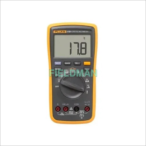 Fluke 17B+  LCD Digital Multimeter Meter