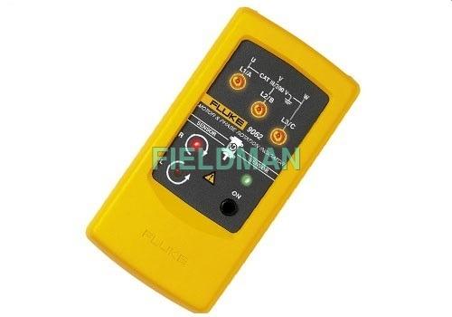 Fluke 9062 Motor & Phase Rotation Indicator