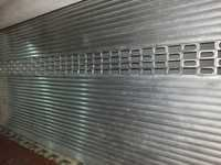 Aluminium Grill Rolling Shutter