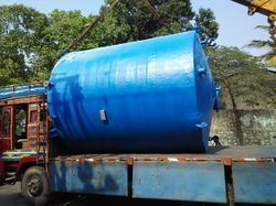 FRP Acid Storage Tanks