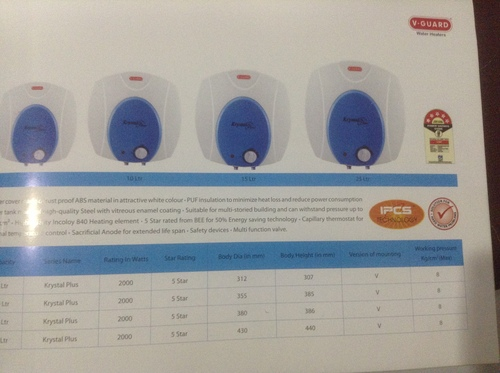 15 Litre Geyser Price