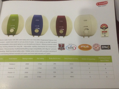 25 Litre Water Heater Price
