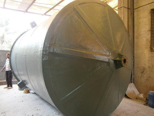 FRP Recirculation Tanks