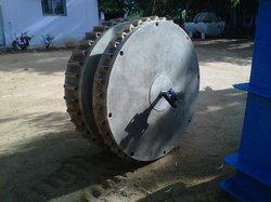 FRP Turbine Fan