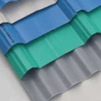 FRP AC Corrugation Roofing Sheet