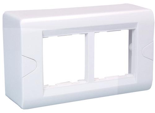 4 MODULE ENA SURFACE BOX