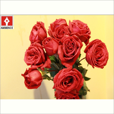 Artifical Red Rose