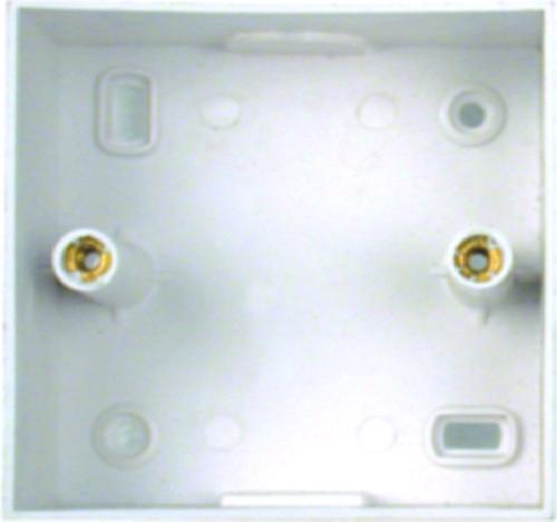 SURFACE BOX  WHITE