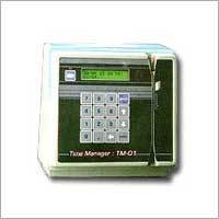 Standalone Time Attendance System