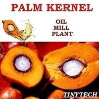 Palm Kernel Oil Mill Plant