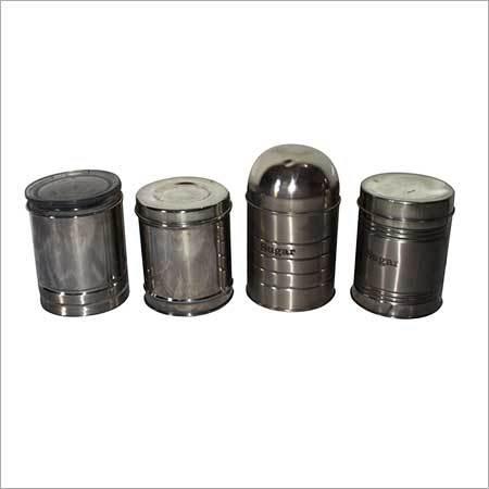 Stainless Steel Kitchen Storage Container