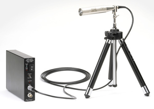 Low Noise Level Microphone System