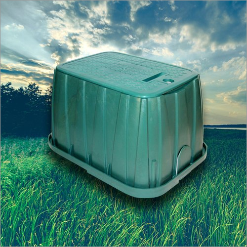 Electrogrip Polypropylene Earth Pit Cover