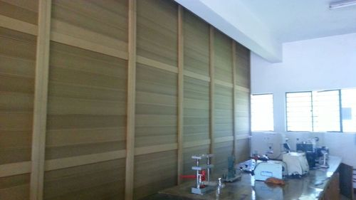 Interior Wood Wall Panel