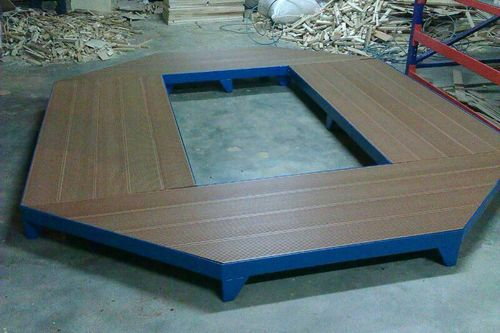 Composite Metal Floor Deck