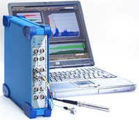 Vibration Analyzer OR34 & OR35 Compact Multi Analy