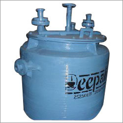 Spiral HDPE Chemical Reactor Vessel