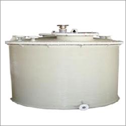 Spiral PP Chemical Reactor Vessel