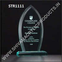 RASPER Acrylic Business Trophies