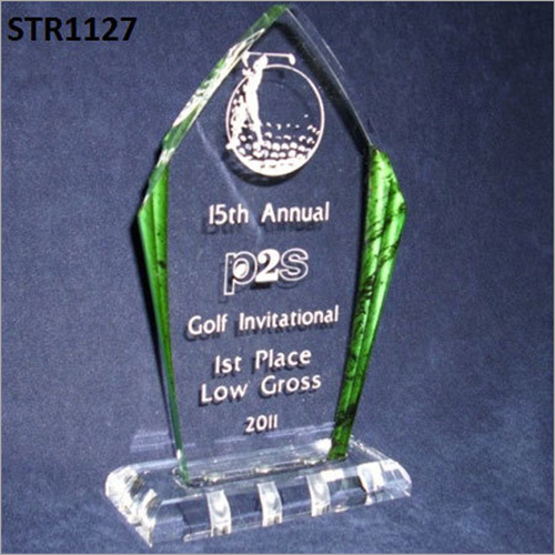 RASPER Acrylic Corporate Trophy