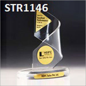 RASPER  Small Acrylic Trophy Trophies