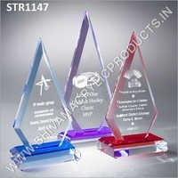 RASPER  Acrylic Plaque Awards
