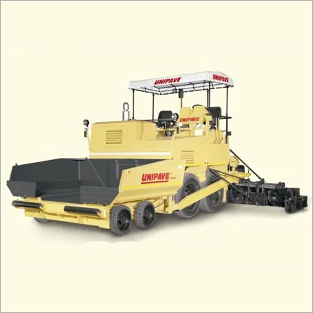 Mechanical Wet Mix Paver