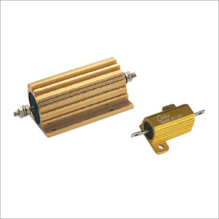 Aluminium High Frequency Resistors