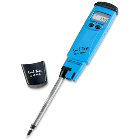 Soil Test Direct Soil EC Tester Manufacturer, Supplier, Exporter In