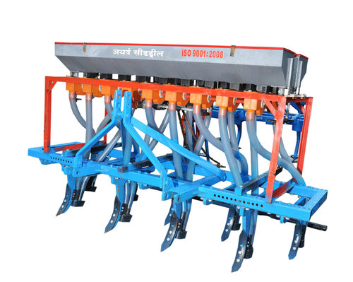 Seed Drill (1+1 model)