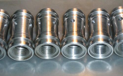 Discharge valve bodies