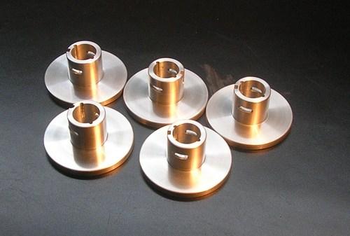 Precision Railway Alumunium Component