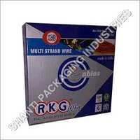 Offset Printed Corrugated Box